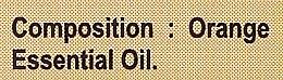 Olejek pomarańczowy - Sattva Ayurveda Aromatherapy Orange Essential Oil — фото N4