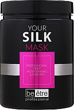 Kup Nawilżająca maska do włosów suchych - Beetre Your Silk Mask