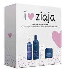 Kup Zestaw do pielęgnacji - Ziaja Jagody acai (b/mousse 200 ml + soap 300 ml + cr 50 ml + ton 200 ml)