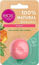Kup Naturalny balsam do ust Miód - EOS 100% Natural Organic Honey Lip Balm