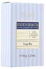 Kup Mydło w kostce z irysem i szałwią - Oriflame Essense & Co. Orris & Sage Soap Bar