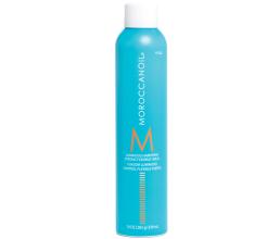 Kup Lekki lakier nabłyszczający do włosów - Moroccanoil Luminous Hairspray Strong Flexible Hold