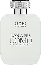 Kup Elode Acqua Per Uomo - Woda toaletowa