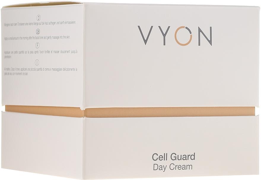 PRZECENA! Rewitalizujący krem nawilżający do twarzy - Vyon Cell Guard Day Cream* — фото N1