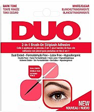 Kup Klej do sztucznych rzęs 2 w 1 - Ardell Duo 2 In 1 Brush-On Striplash Adhesive