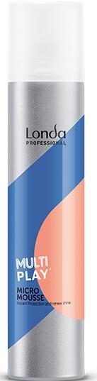 Pianka do stylizacji włosów - Londa Professional Multi Play Micro Mousse — фото N1