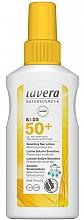 Kup Spray przeciwsłoneczny dla dzieci SPF 50 - Lavera Kids Sensitive Sun Spray