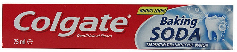 Pasta do zębów - Colgate Toothpaste Baking Soda
