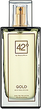 Kup 42° by Beauty More Gold Edition Limitée Pour Homme - Woda toaletowa