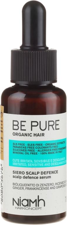 Kojące serum do włosów - Niamh Hairconcept Be Pure Scalp Defence Serum — фото N1