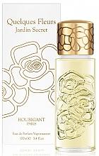 Kup Houbigant Quelques Fleurs Jardin Secret - Woda perfumowana