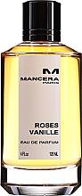 Kup Mancera Roses Vanille - Woda perfumowana