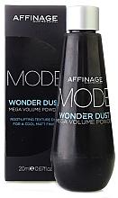 Kup Puder zwiększający objętość włosów - Affinage Salon Professional Mode Wonder Dust Volume Powder