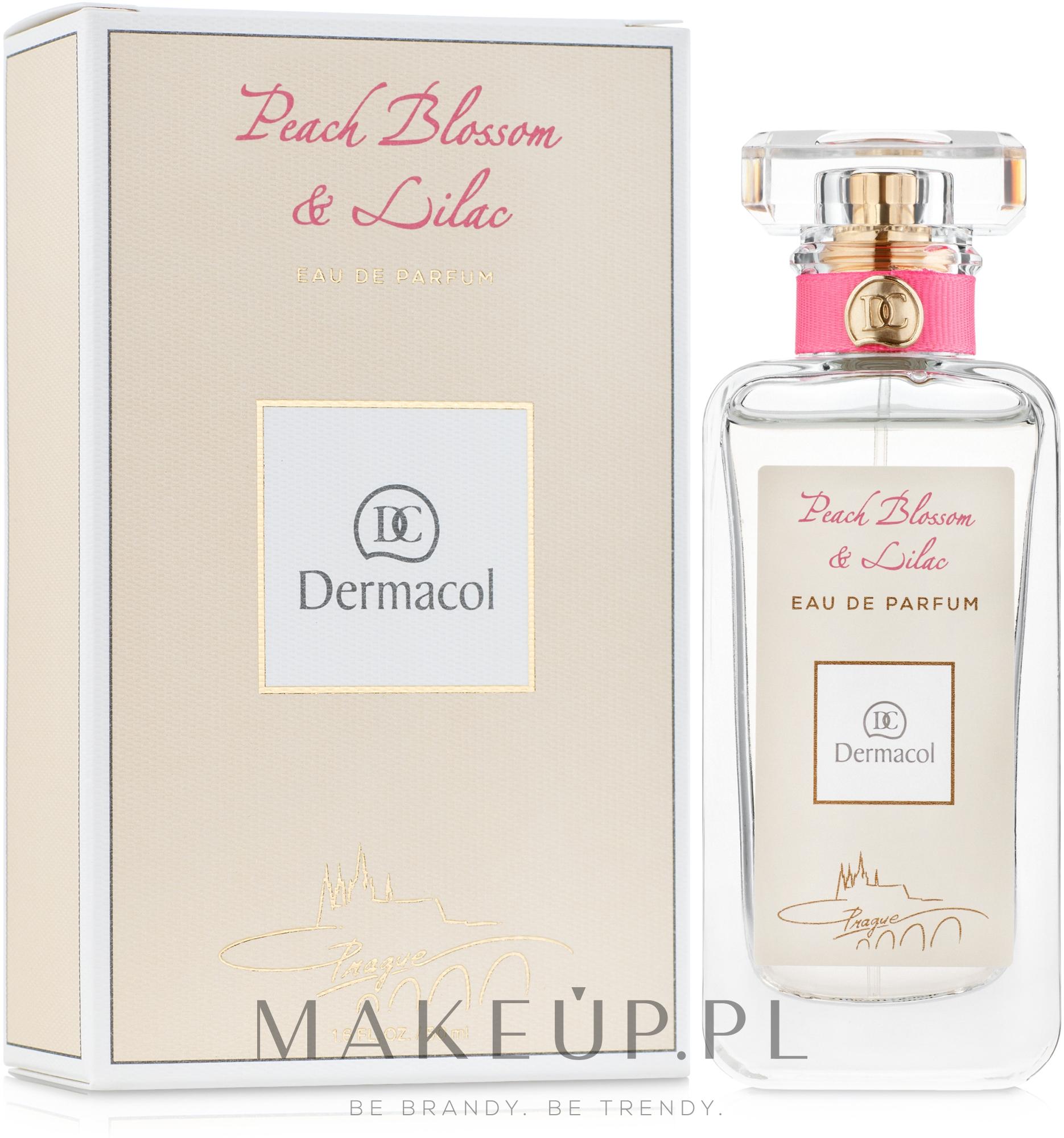 Dermacol Peach Blossom And Lilac - Woda perfumowana — фото 50 ml