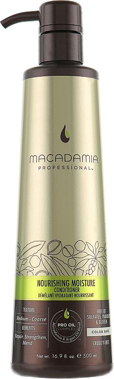 Nawilżająca odżywka do włosów - Macadamia Professional Nourishing Moisture Conditioner