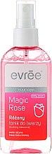 Kup Różany tonik do twarzy do skóry mieszanej - Evrēe Magic Rose Facial Toner