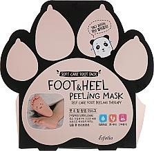 Kup Peelingująca maska do stóp - Esfolio Foot & heel Peeling Mask