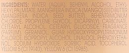 Maseczka z masłem mangowym do włosów suchych - Klorane Hair Mask with Mango Butter — фото N3
