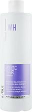 Kup Szampon neutralizujący żółte odcienie włosów - Kosswell Innove Professional White Hair Shampoo