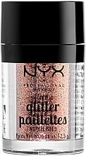 Kup Brokat do twarzy i ciała - NYX Professional Makeup Metallic Glitter