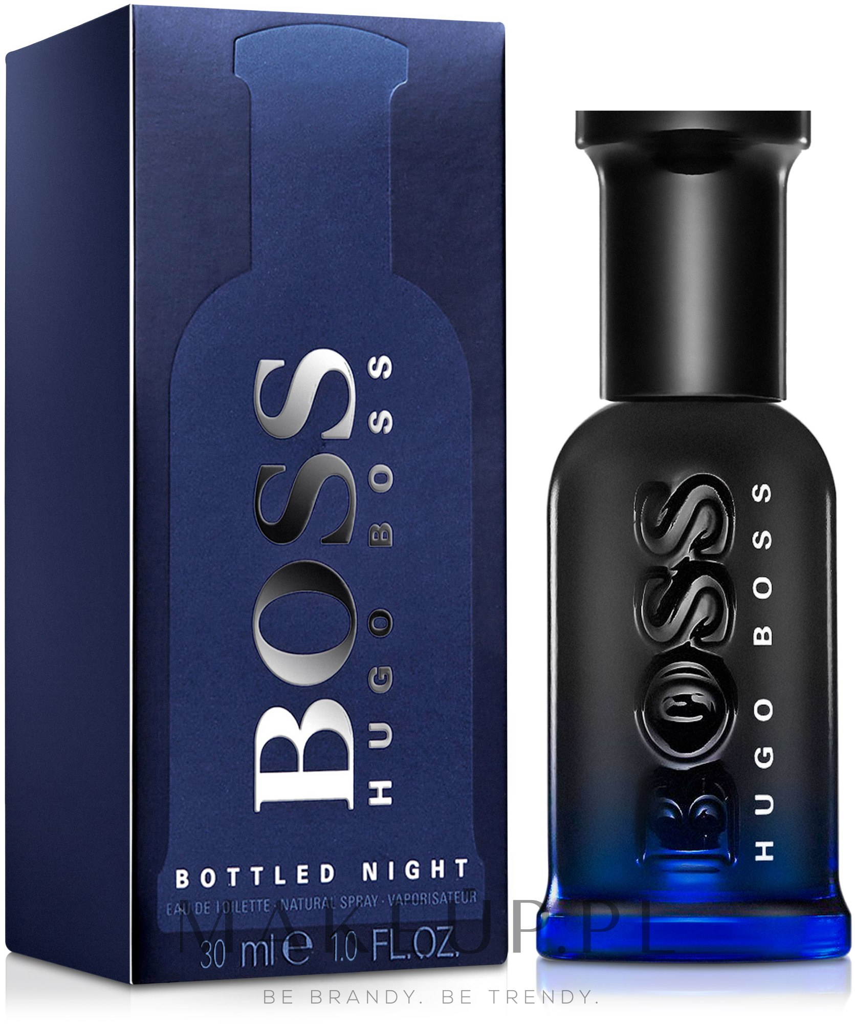 Hugo Boss Boss Bottled Night - Woda toaletowa — фото 30 ml