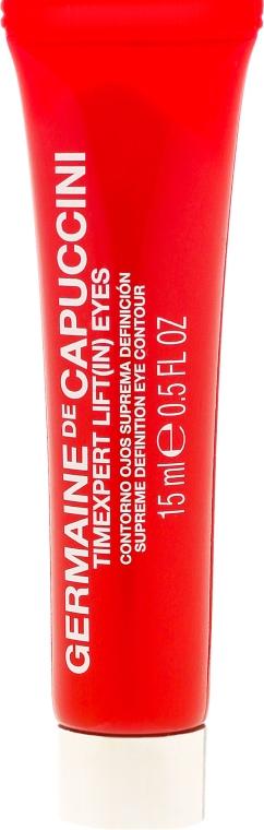 Odmładzający zestaw do skóry dojrzałej - Germaine de Capuccini Timexpert (cr 50 ml + eye/cr 15 ml) — фото N4