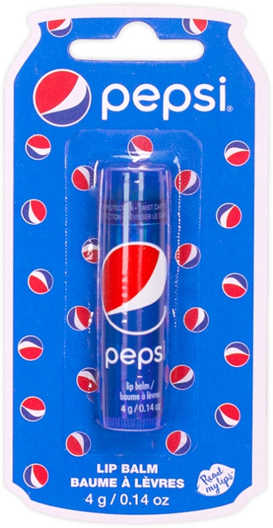 Balsam do ust - Lip Smacker Pepsi Lip Balm — фото N1