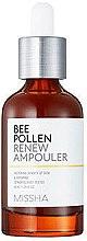 Kup Odnawiające serum wzmacniające do twarzy - Missha Bee Pollen Renew Ampouler