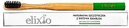 Kup Bambusowa szczoteczka do zębów - Elixio Organic Bamboo Tree Natural Toothbrush