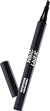 Kup Eyeliner w cienkim flamastrze - Pupa Wing Liner