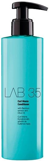 Odżywka do włosów kręconych - Kallos Cosmetics Lab 35 Curl Mania Conditioner