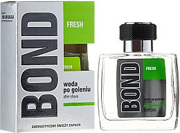 Kup Balsam po goleniu - Bond Fresh After Shave Lotion