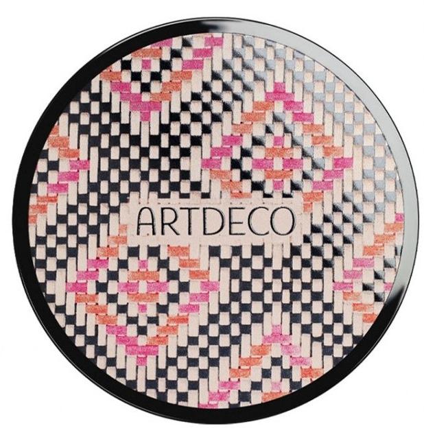Artdeco All Seasons Bronzing Powder - Puder brązujący do twarzy — фото N2