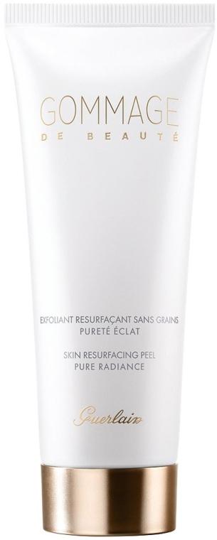 Rozświetlający eksfoliant do twarzy - Guerlain Gommage de Beauté Skin Resurfacing Peel
