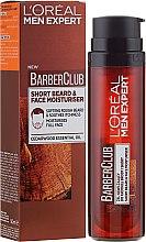 Kup Żel nawilżający do krótkiej brody i skóry twarzy - L'Oreal Paris Men Expert Barber Club Moisturiser