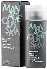 Kup Odświeżający żel do mycia twarzy - Dr. Spiller Manage Your Skin Refreshing Facial Cleanser