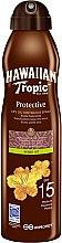 Kup Suchy olejek ochronny do opalania - Hawaiian Tropic Protective Argan Oil Spray SPF 15