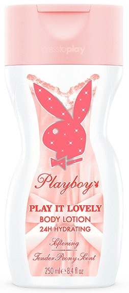 Playboy Play It Lovely - Lotion do ciała