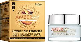 Kup Rozjaśniająco-wygładzający krem na dzień SPF 30 - Farmona Amberray