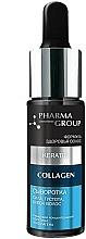 Kup Wzmacniające serum nabłyszczające do włosów Keratyna i kolagen - Pharma Group Laboratories