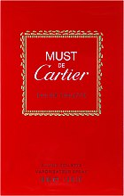 Kup Cartier Must de Cartier - Woda toaletowa