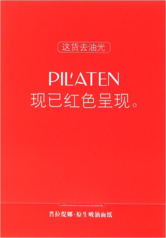 Bibułki matujące - Pilaten