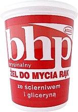 Kup Oczyszczający żel do mycia rąk ze ścierniwem i gliceryną - Pollena BHP