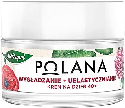 Kup PRZECENA! Wygładzający krem na dzień 40+ - Polana *