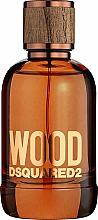 Kup Woda toaletowa (tester z nakrętką) - DSQUARED2 Wood Pour Homme