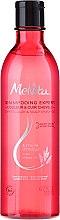 Kup Szampon do włosów farbowanych z olejkiem indygo - Melvita Organic Expert Color Shampoo With Indigo Oil