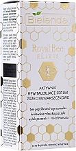 Kup Aktywne rewitalizujące serum przeciwzmarszczkowe - Bielenda Royal Bee Elixir