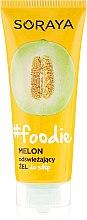 Kup Odświeżający żel do stóp Melon - Soraya Foodie