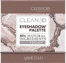 Kup Paletka cieni do powiek - Catrice Clean ID Eyeshadow Palette
