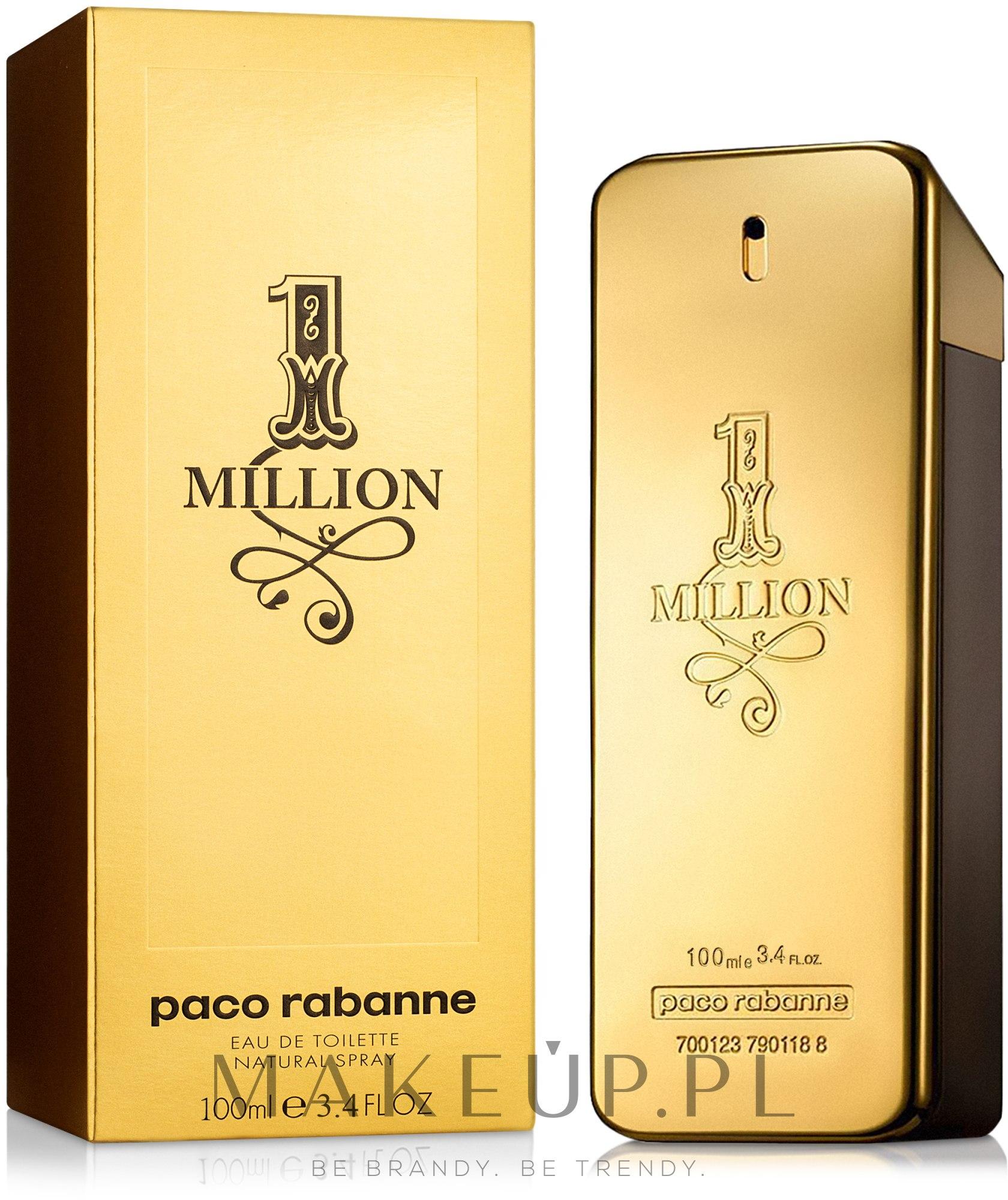 Paco Rabanne 1 Million - Woda toaletowa — фото 100 ml